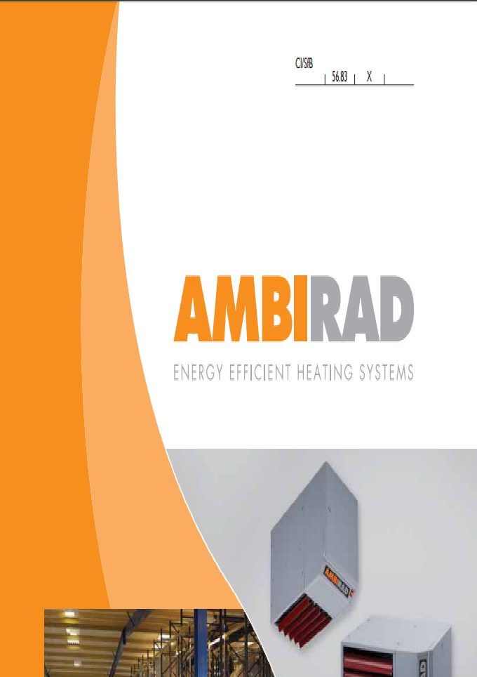 Complete Heater Range | Ambaheat Commercial & Industrial Heating